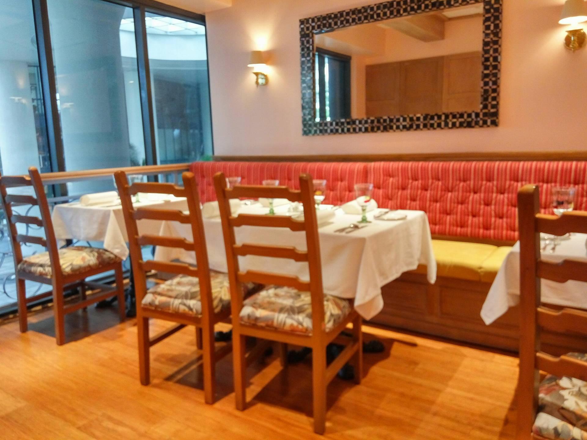 Lemuria Restaurant and Wine Bar, The Plaza at Arya Residences, McKinley Parkway, Bonifacio Global City, Taguig - 2