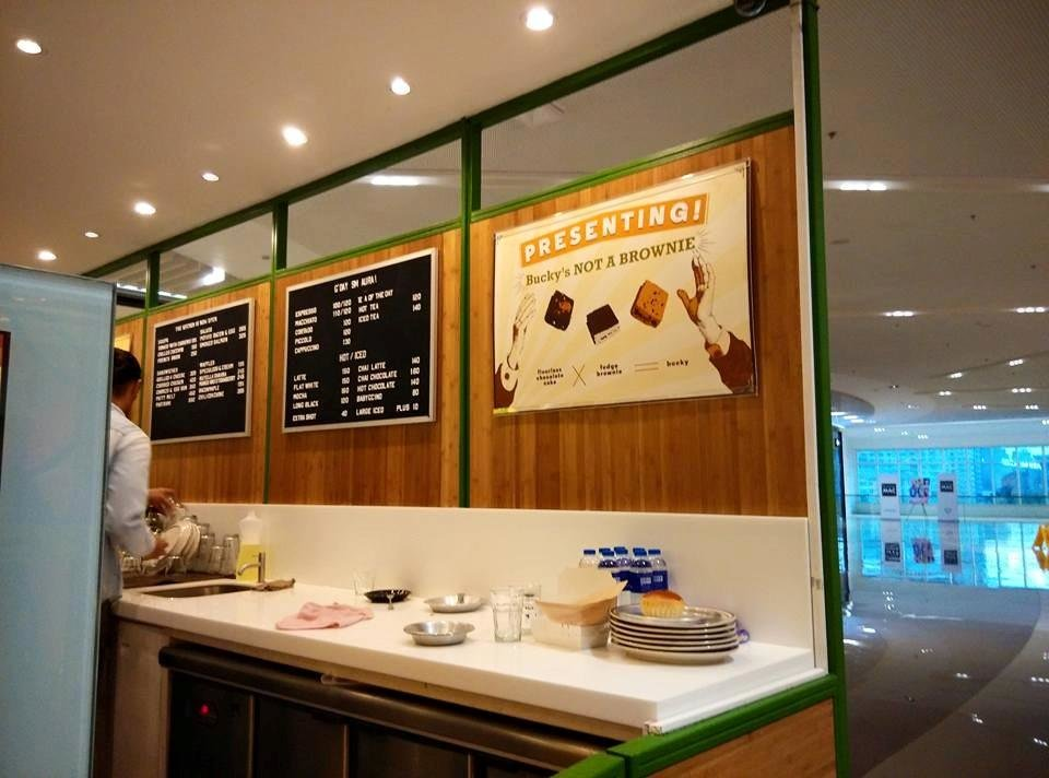 Tobys Estate Coffee Roasters - 3/F SM Aura Premier, McKinley Parkway, Bonifacio Global City, Taguig, Metro Manila