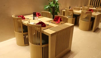 bamboo tables and chairs - custom bamboo solution